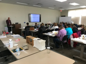 Intro to Beekeeping Class